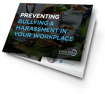 Evans-Faull-HR-Workplace-Bullying-and-Harassment-Guide_Cover