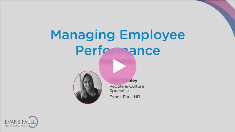 On-demand Webinar - Managing Employee Performance